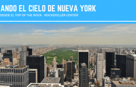 Top of the Rock – Rockefeller Center