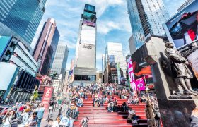 Times Square ¿Conoces el centro de Manhattan?