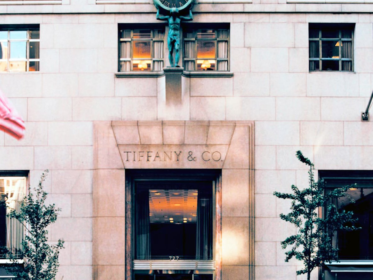 Tiffanys & Co Nueva York