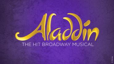 Musical aladdin Brodway