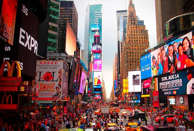 Tour Gratuito por Manhattan
