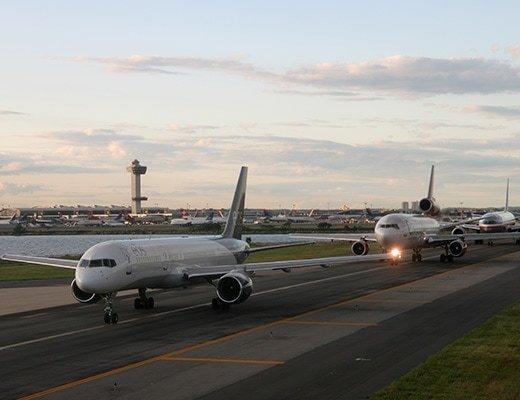 Aviones Manhattan