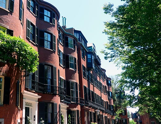 Barrios de Boston