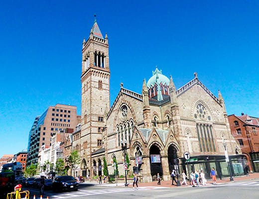 Catedral de Boston