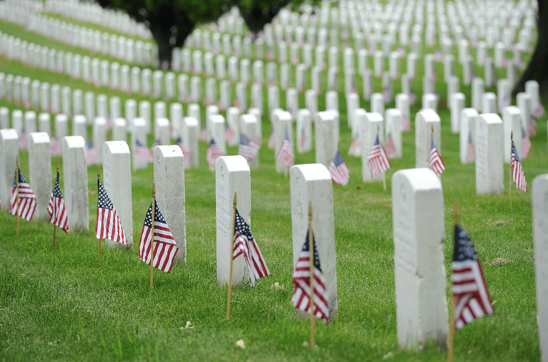 Cementerio Nacional de Arlington en Washington DC