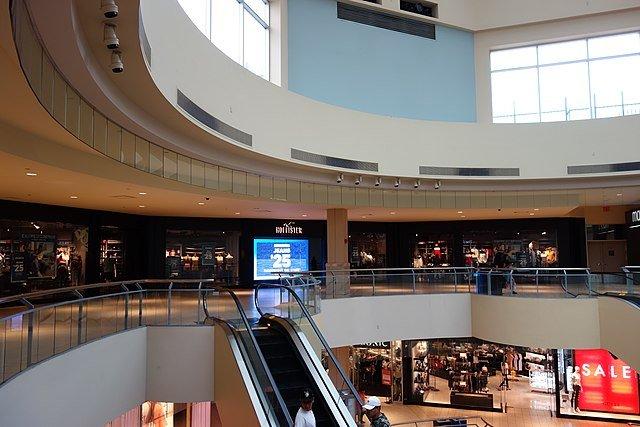 Centros comerciales en Nueva York