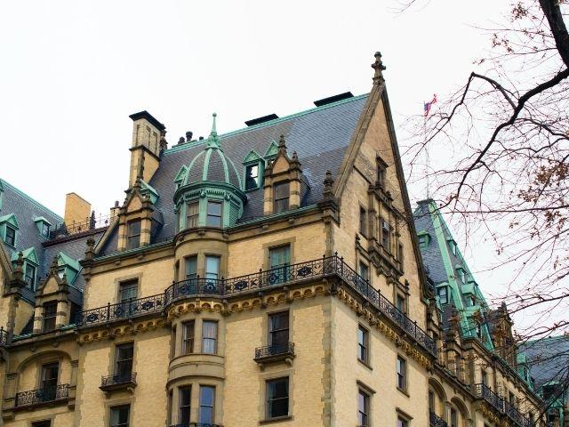 Edificio Dakota Nueva York