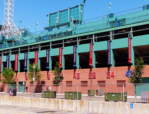 Estadio de los mets de boston