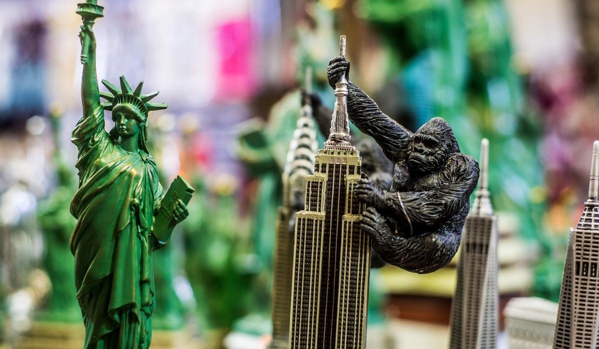 King Kong Nueva York Hudson Yards