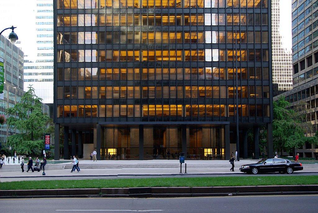 Edificio Seagram