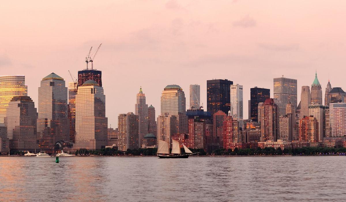 Skyline Sitios turísticos en New York