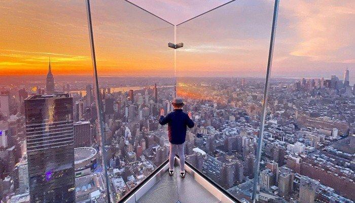 Mirador Nueva York The Edge