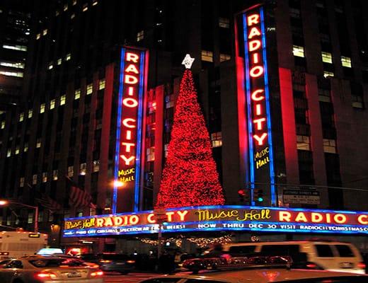 Radio City en Navidad, Espectáculos